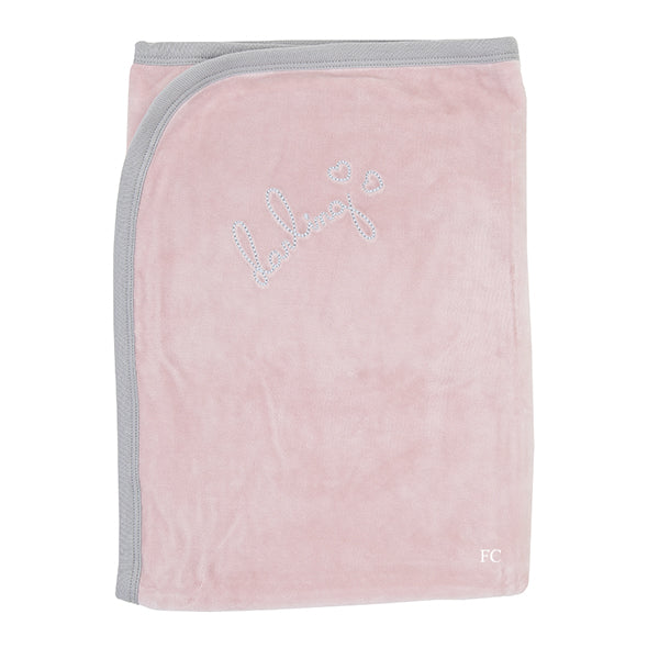 Darling Rose Blanket by Coton Pompom