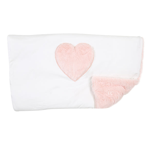 Heart Blanket by Latte Baby and Child