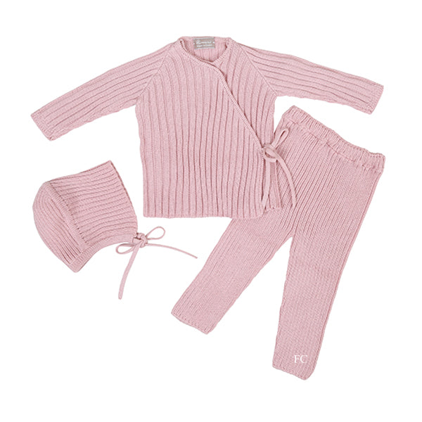 Antique Pink Set by Carmina