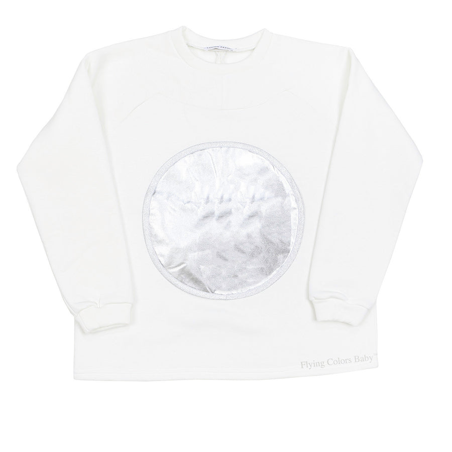 Ori Argent Sweatshirt by Lucien Zazou - Flying Colors Baby