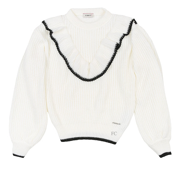 Off White Sweater by Pinko