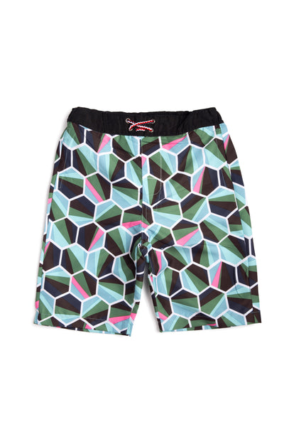Hexagon Swim Trunks by Appaman