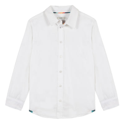 Stripe Detail Dress Shirt by Paul Smith
