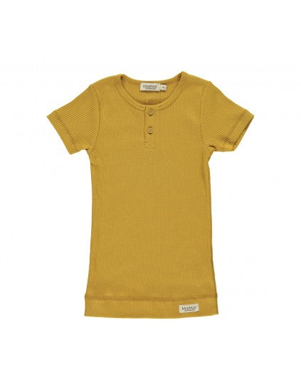 Golden Short Sleeve T-Shirt by MarMar