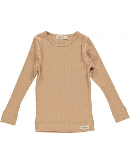 Rose Stone Long Sleeve T-Shirt by MarMar