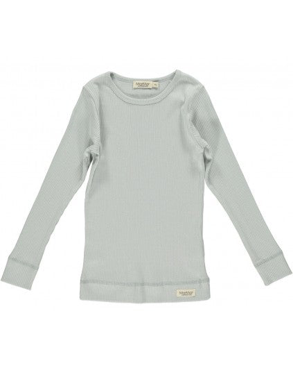 Grey Sky Long Sleeve T-Shirt by MarMar