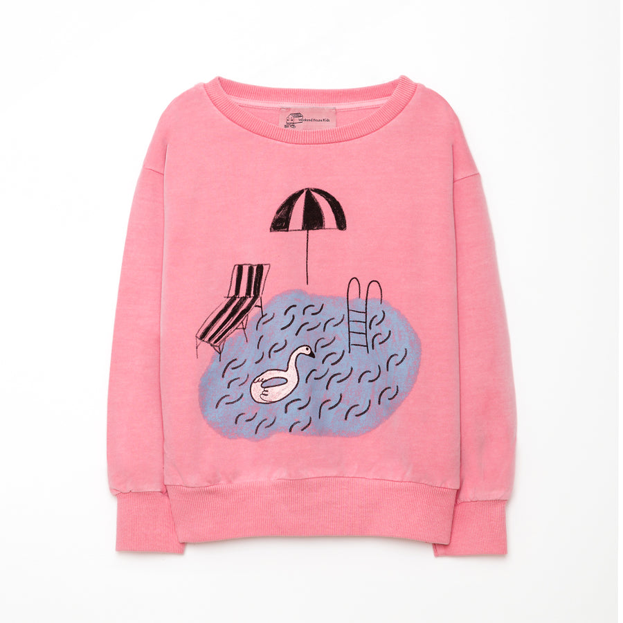Pool Sweatshirt by Weekend House Kids