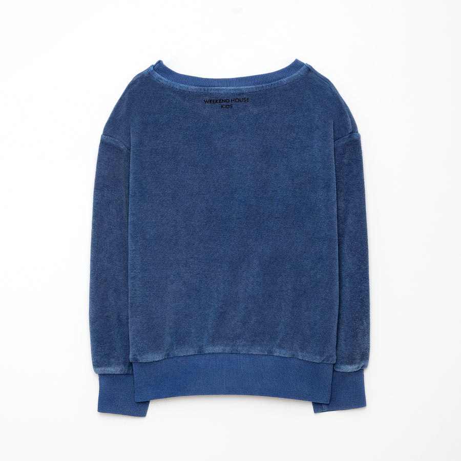 Swan Sweatshirt by Weekend House Kids