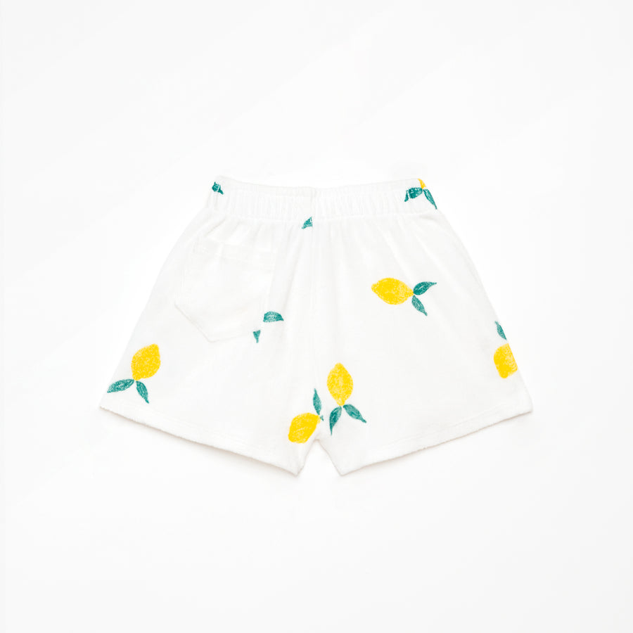Lemon Shorts by Weekend House Kids