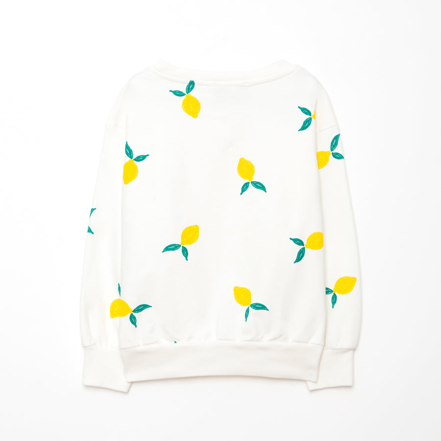 Lemon Sweatshirt by Weekend House Kids