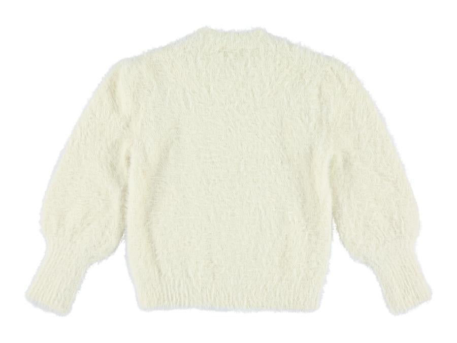 Kind Feather Cotton Sweater by Morley