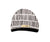 White Barcode Cute Cap by L'ovedbaby