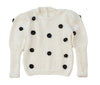 Milk Daisy Sweater by Kokori