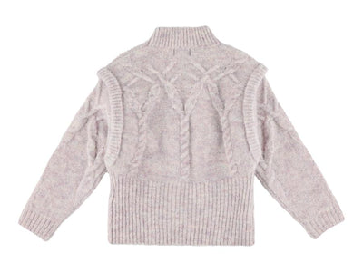 Miss Cozy Azalea Pullover by Morley