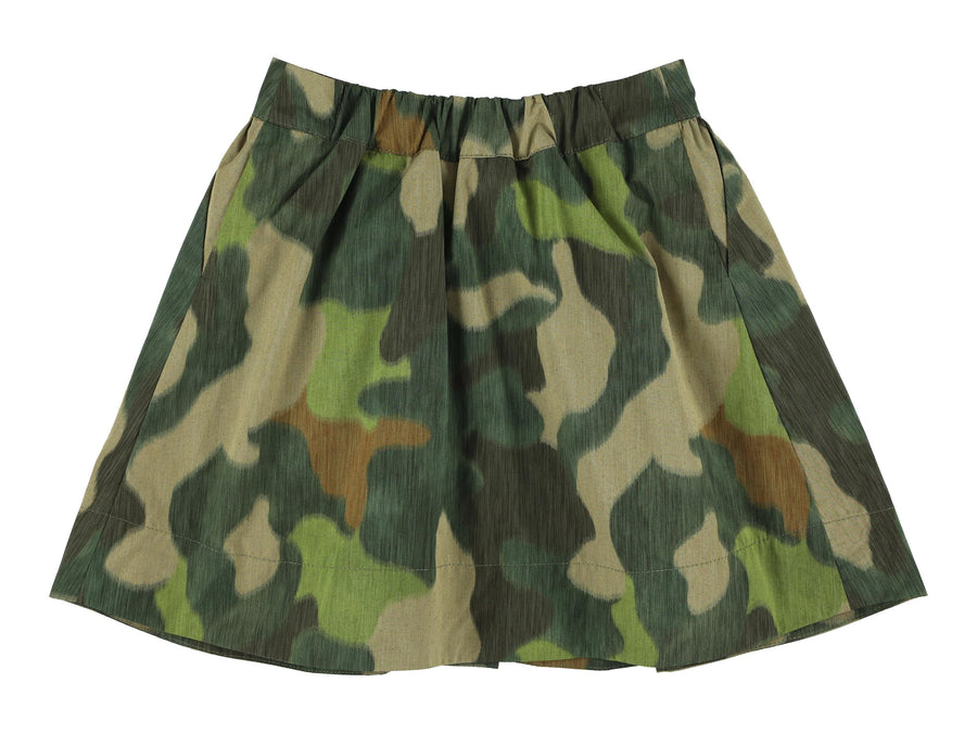 Mistral Abby Khaki Skirt by Morley