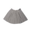 Canvas Cinder Stripe Skirt by Pilvi