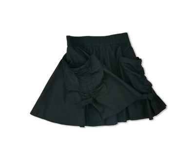 Black Aviana Skirt by Miss L Ray