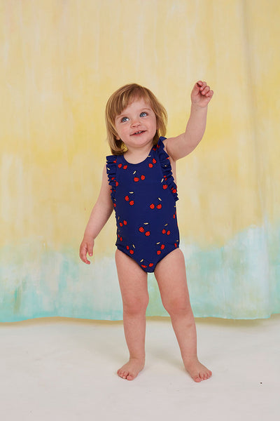 Baby Ana Swimsuit By Soft Gallery