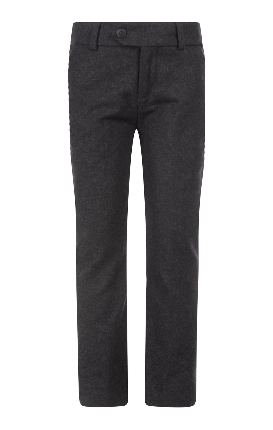 Charcoal Tailored Wool Pants by Appaman