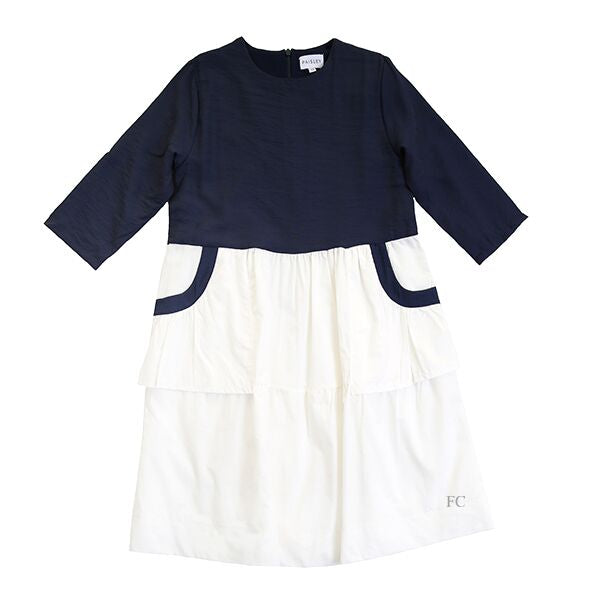 Navy Dress by Paisley