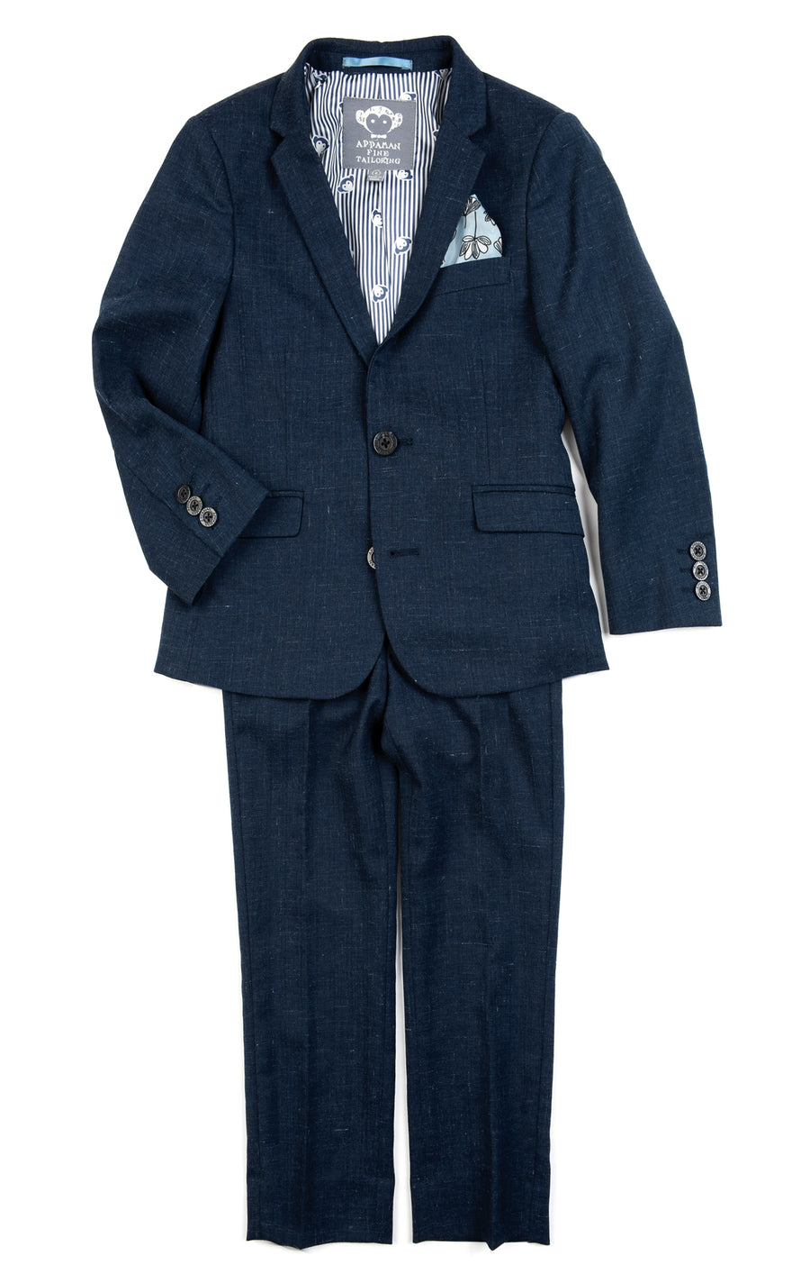 Blue Nights 2-Piece Mod Suit by Appaman