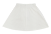 White Rib Skirt by Crew Kids