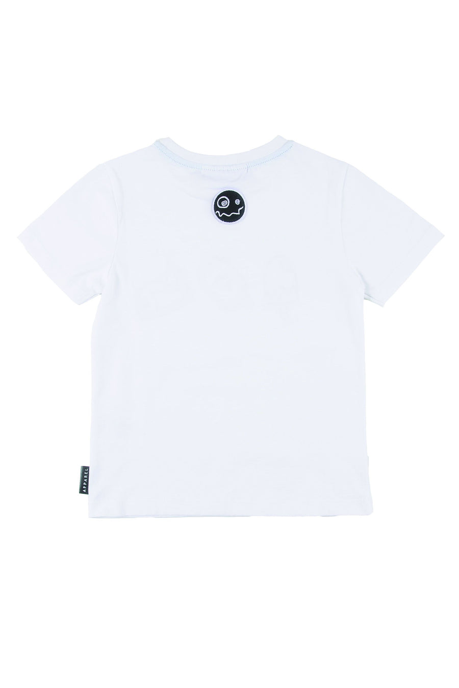 Flash White Tee by LOUD