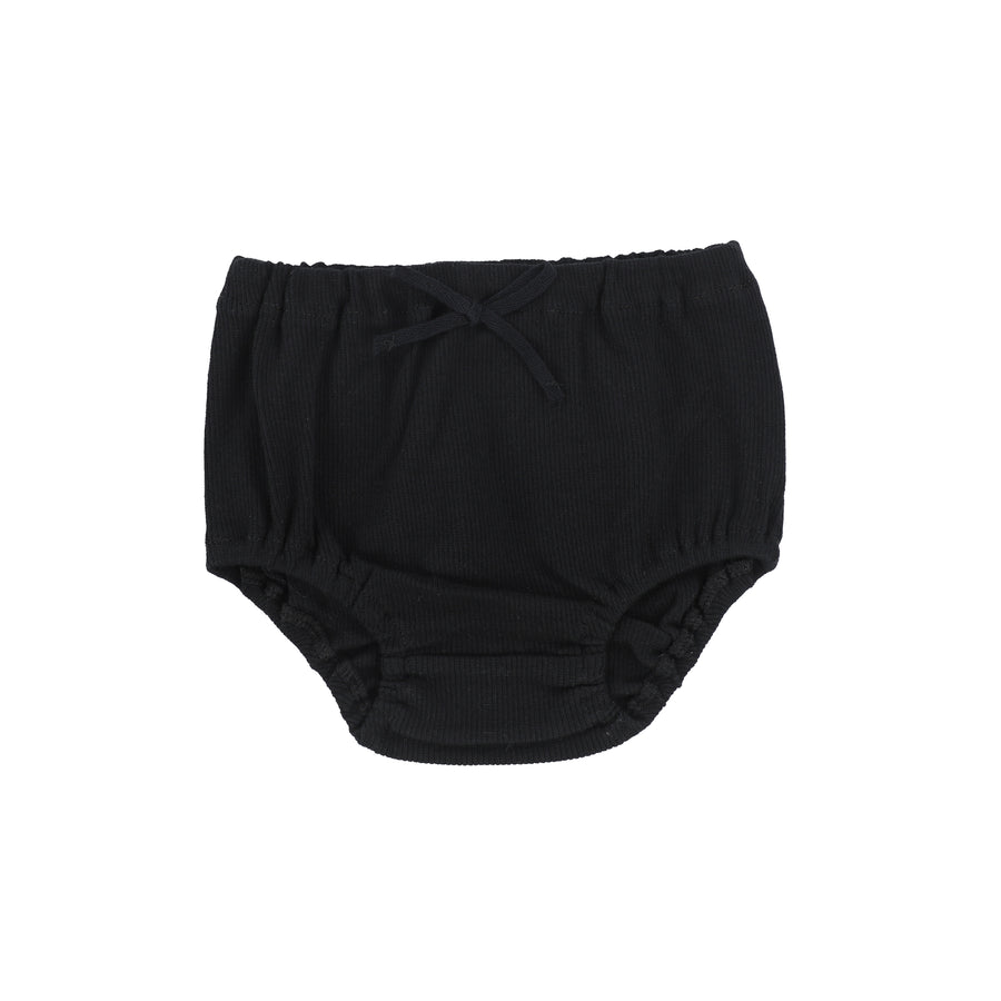 Black Rib Bloomers by Lil Leggs