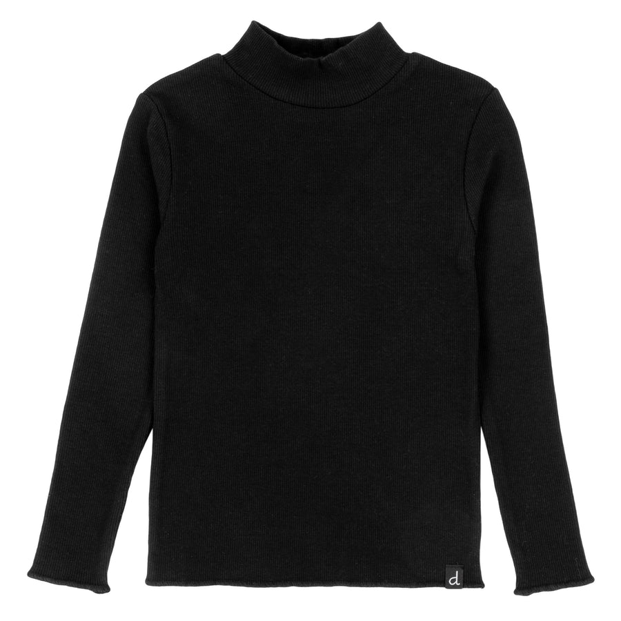 Turtleneck Top by Deux Par Deux