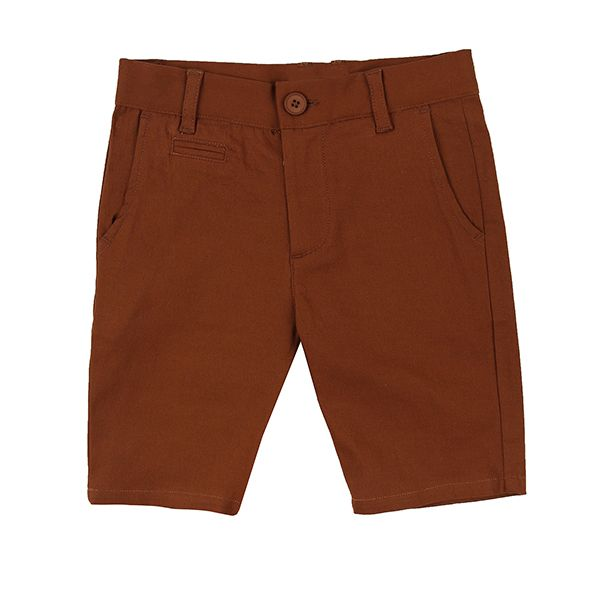Brown Shorts by MOTU