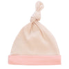 Pink Colorblock Hat by Kipp