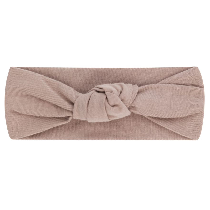Desert Mauve Knot Headband by Elys & Co