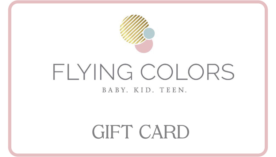 Flying Colors Gift Card