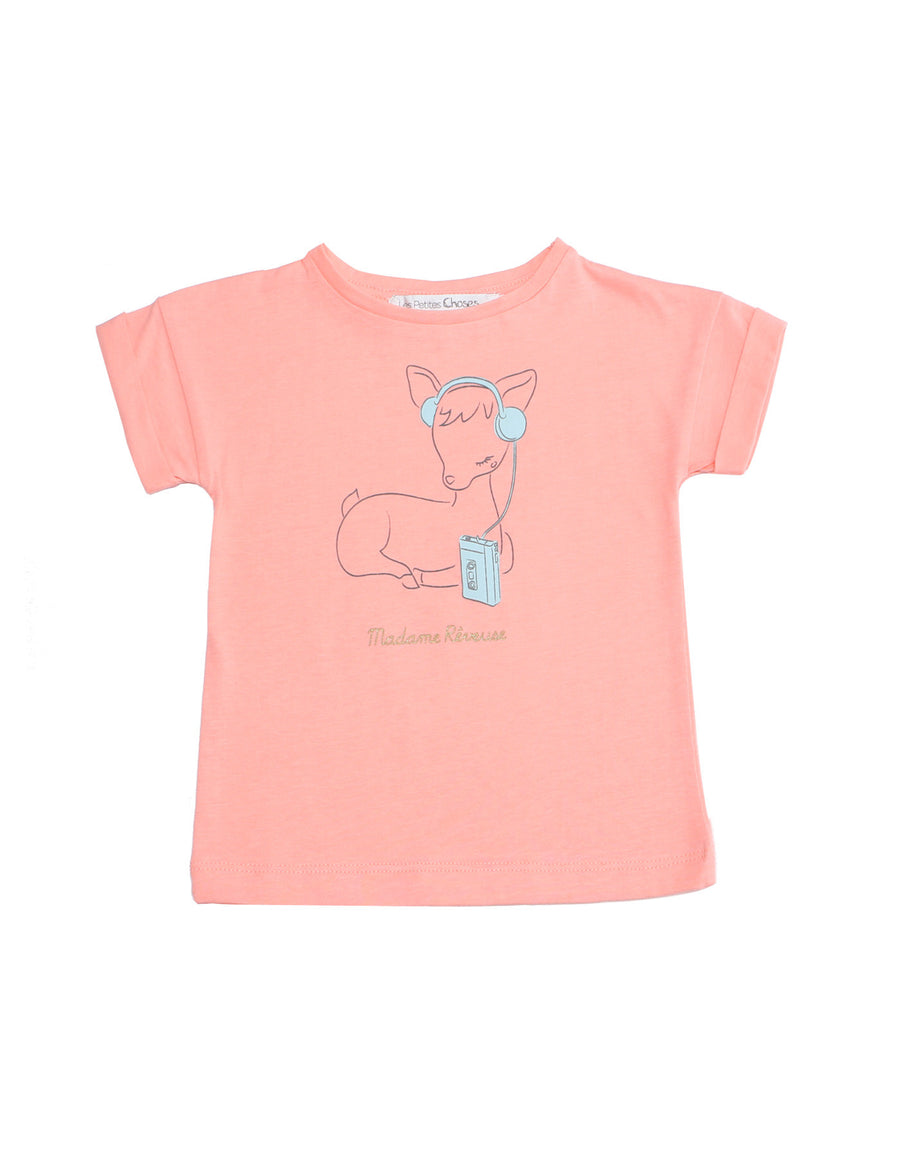 Madame Dreamer T-Shirt by Les Petites Choses