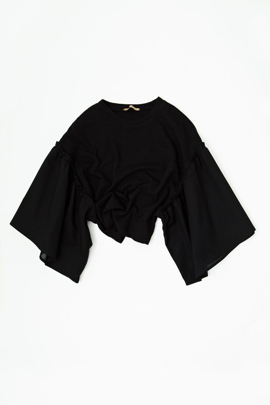 The Square Impresive Sleeves Blouse by LOL the Brand