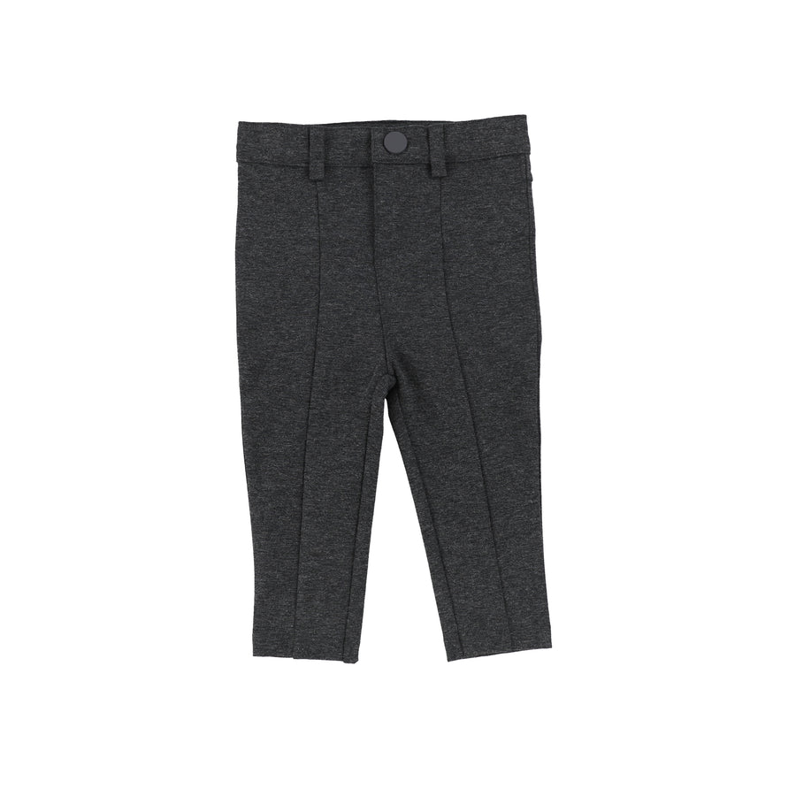 Heather Knit Pants by Lil Leggs