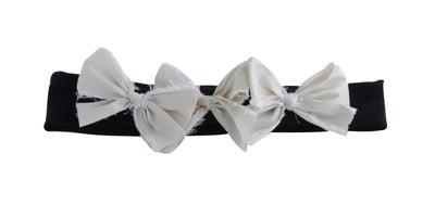 Baby Triple Bow Band by Arbii (More Colors)