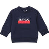 Covered Logo Sweatshirt by Hugo Boss