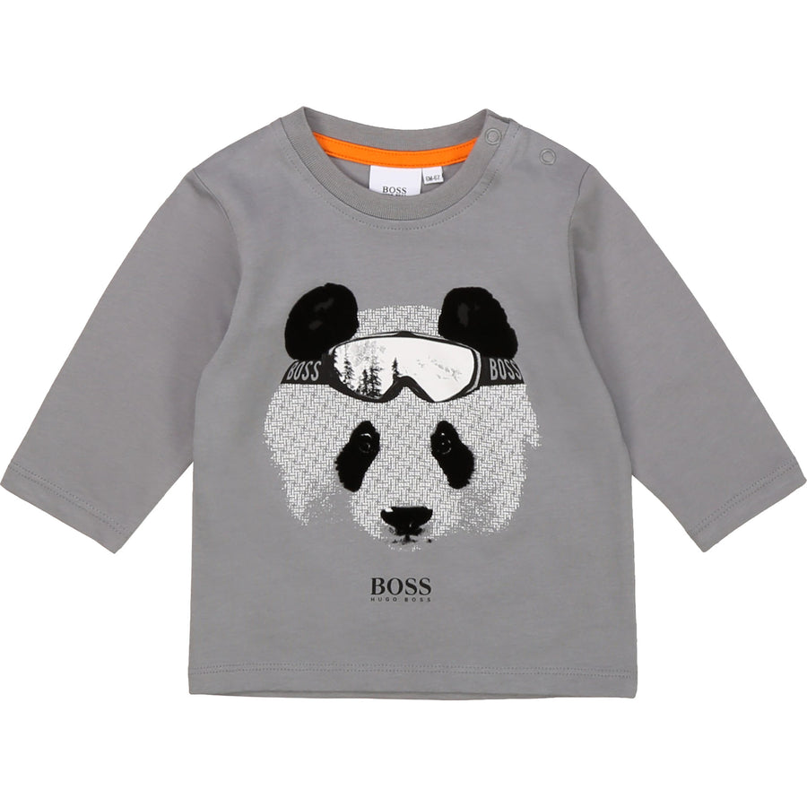 Panda Graphic Tee by Hugo Boss