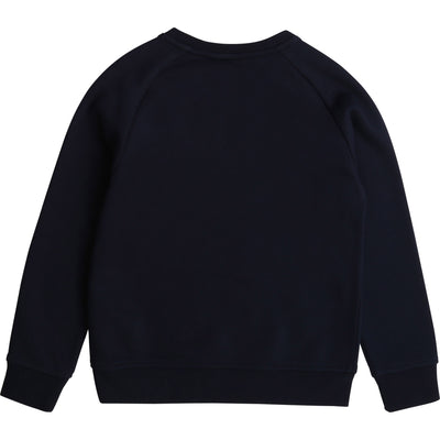 HB Logo Printed Sweatshirt by Hugo Boss