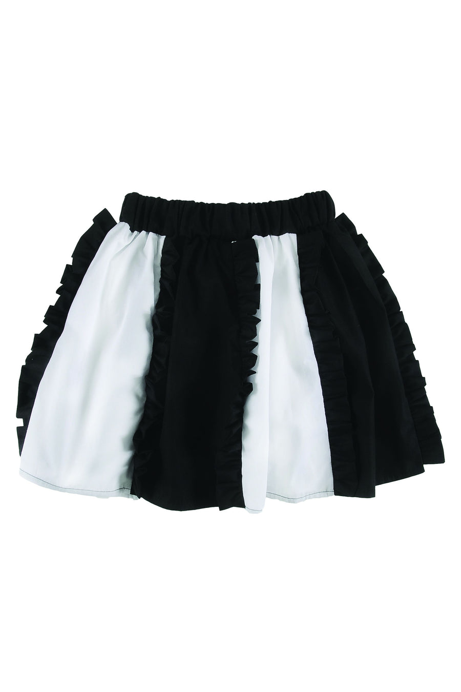 Merry Ruffle Skirt by LOUD
