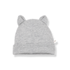 Grey Leo Beanie w/ Ears by 1+ In The Family