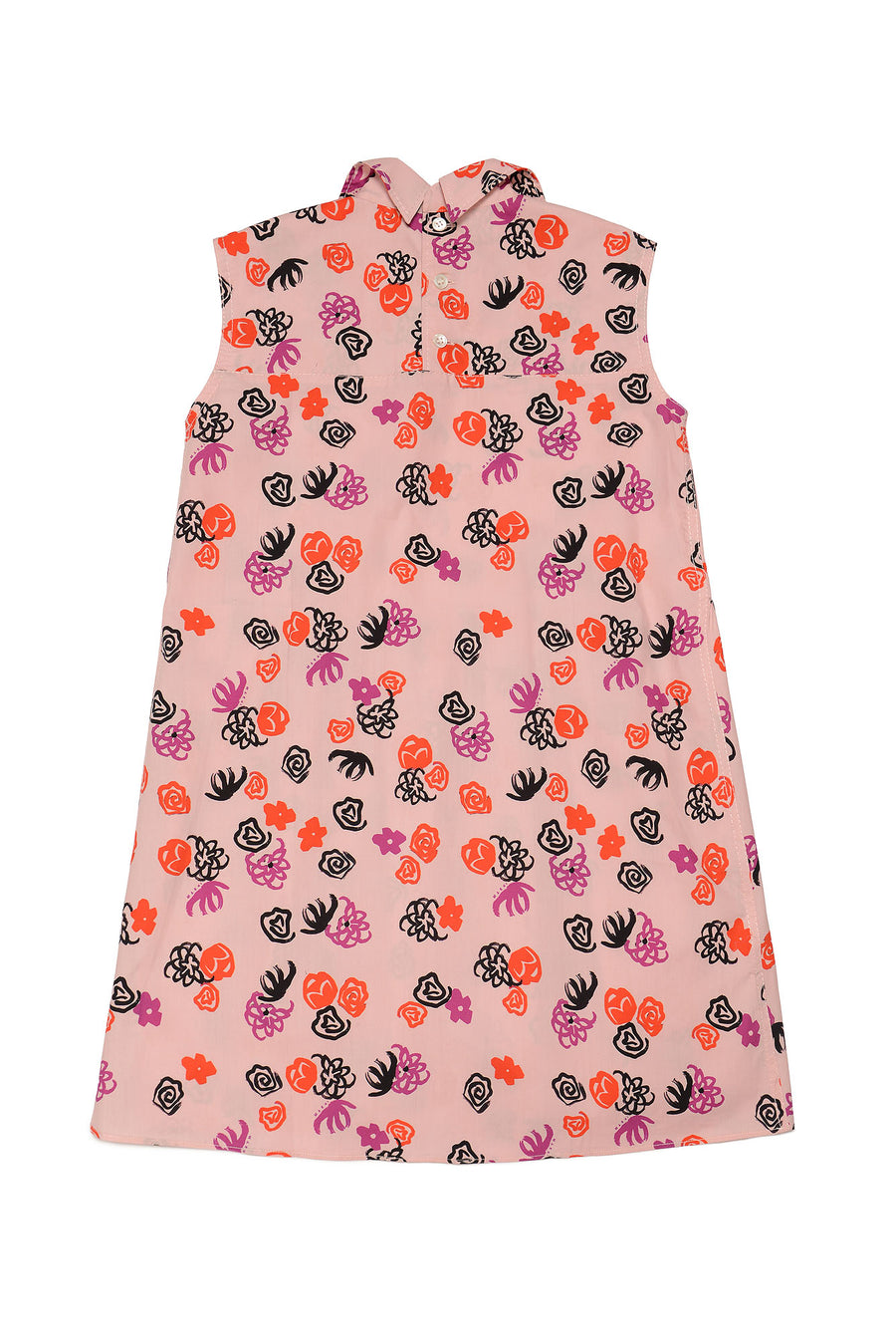 Floral Shirt Dress by Marni