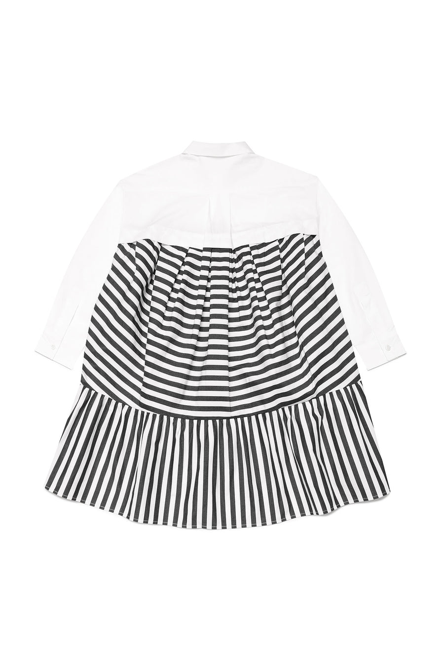 Stripe Shirt Dress by Marni