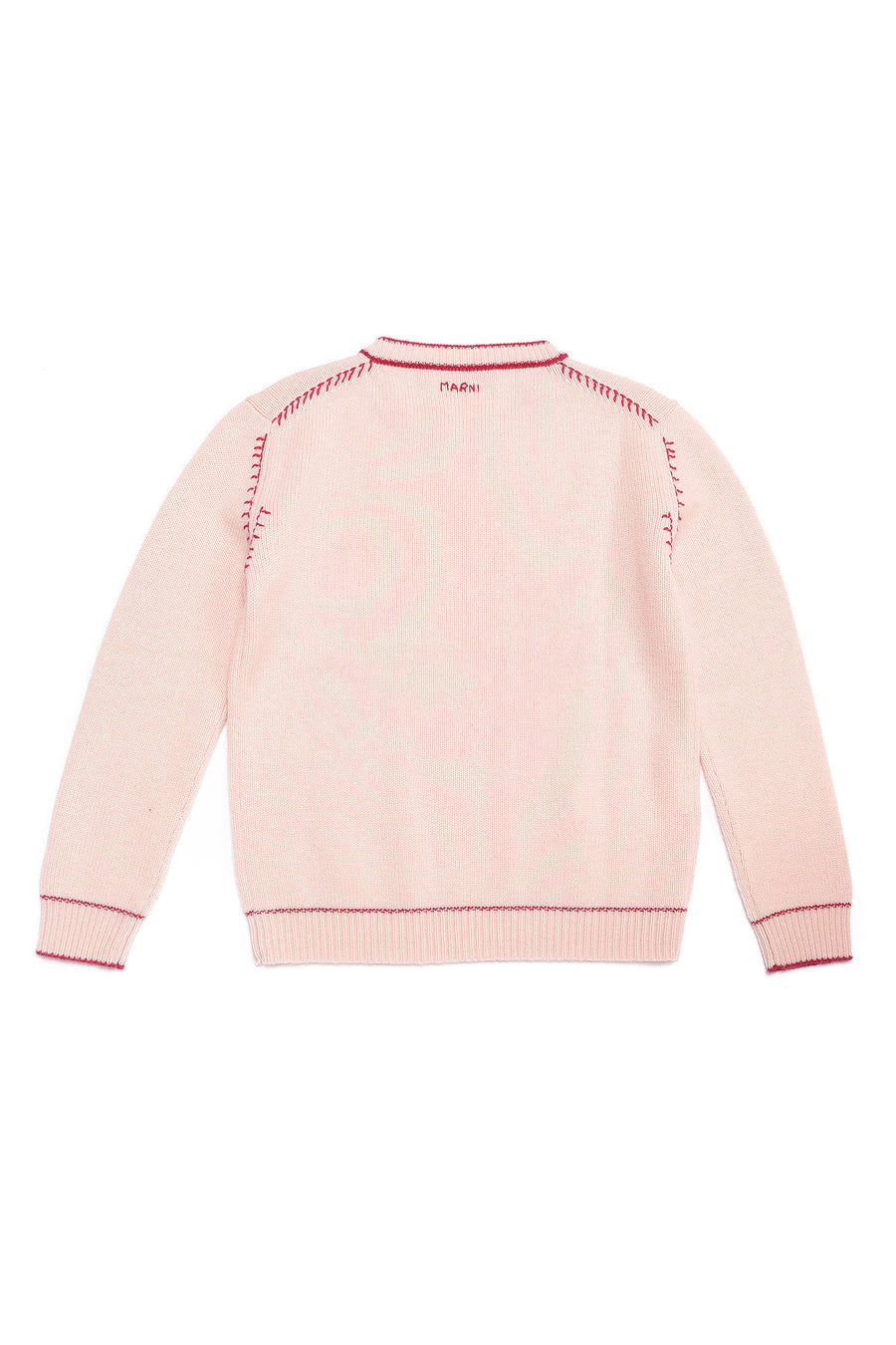 Pink Edge Classy Sweater by Marni