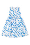 Blue Strokes Dress by Marni