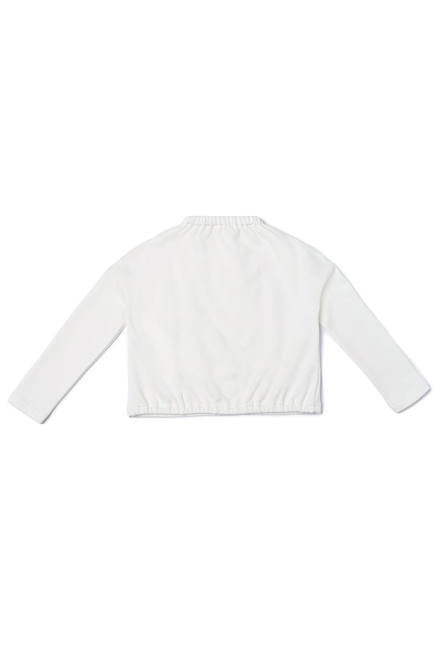 White Sweatshirt Top by Marni