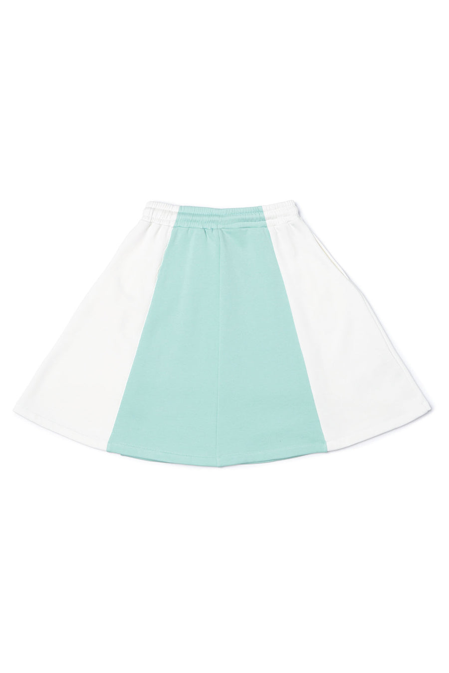 Bicolor Drawstring Skirt by Marni