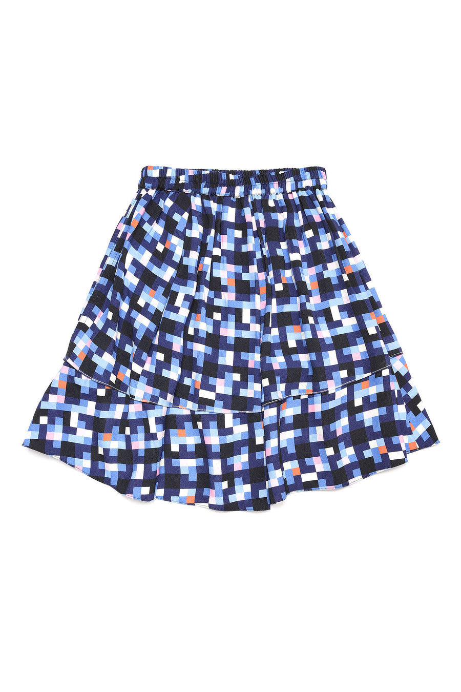Pixelated Skirt by Marni