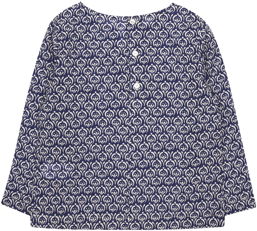 Bison Slouchy Blouse by Miller